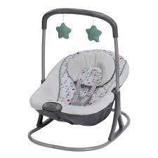 Graco Space Saver High Chair by Graco Cozy Duet Swing U0026 Rocker