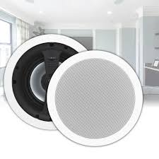 30 Degree Angled Ceiling Speakers by Rbh Sound Mc 615 In Ceiling Speaker