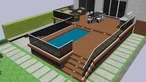Ipe Deck Tiles Canada by Planning Top Canadian Deck Builders