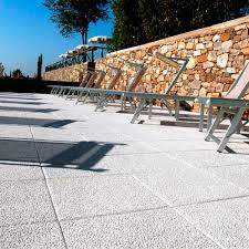 outdoor tile for floors marble sandblasted white carrara 3