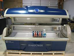 Prosun Tanning Bed by Wolff Starpower 548 The Tanning Source