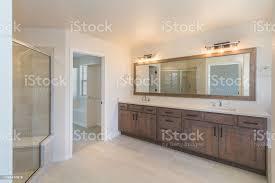 moderne landhausbadezimmer stockfoto und mehr bilder architektur