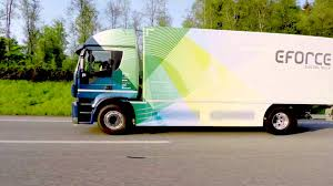Swiss Company E-Force Creates Electric 18-Ton Truck With 300 ...