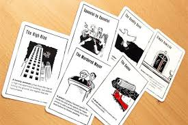 The Black Stories Riddle Cards Offer Mind Twisting Mysteries To Solve