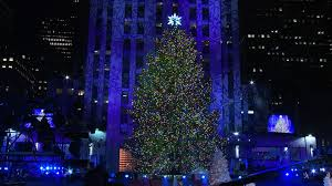 Rockefeller Plaza Christmas Tree Lighting 2017 by The 82nd Annual Rockefeller Center Christmas Tree Lighting