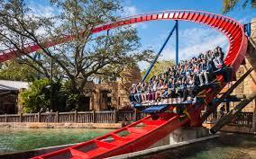 Busch Gardens Halloween by Busch Gardens Tampa Bay Florida Theme Park Tampa Florida