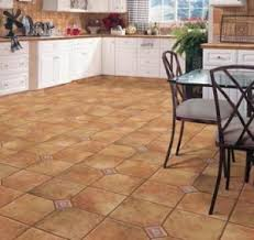 which is better for kitchen floors porcelain or ceramic tile
