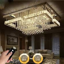luxus 15 w led decken design leuchte glasplatte acryl