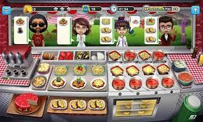 jeux chef de cuisine food truck chef cooking jeu de cuisine applications