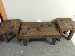Bear Claw Coffee Table End Tables O 1001 Pallets