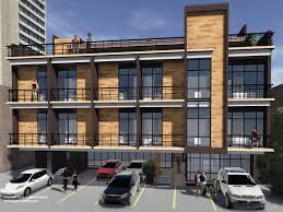 100 Apartment Architecture Design CGS Residences Fulgar Architects