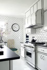 Subway Tiles Kitchen Backsplash Ideas 33 Subway Tile Backsplashes Stylish Subway Tile Ideas For