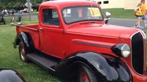 38 Plymouth Truck And 36 Dodge Pickup - YouTube