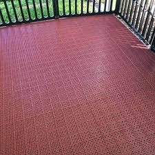 Patio Tiles Interlocking Outdoor Floor Intended For Plan 16