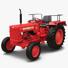 3d Model Tractor Mahindra 395 Di Спецтехника Pinterest Model