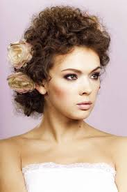 NEXXUS EXXTRA HOLD SCULPTING GEL Vintage Hairstyles For Curly Hair Chignon