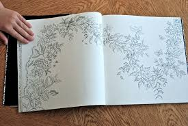Garlands Flow Over The Pages