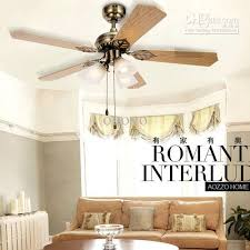 Dining Room Ceiling Fans With Lights Amazing Ideas Classical Bronze Top Fan Light Glass