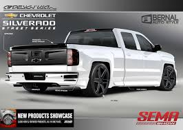 Matt Bernal - 2016 Chevy Silverado Air Design SEMA Street Truck 62 Chevy Street Truck Pigeon Forge Rod Run Youtube Images Of Spacehero Roushs 650 Hp Sema Caught In The Wild Carscoops 2011 Sduty Photo 2 Unloading Delivery In Middle Stock Video Footage Silverado 1966 C10 Truck Pro Street 454 Bbc Rocking Hot Rods Bangshiftcom Would You Rather 1990s Pro Edition This 1976 Ford F100 Is A Clean Powerful Build Cleaning Suppliers And 1965 C