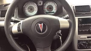 100 G5 Interior 2010 Pontiac 4dr Sdn SE W1SA