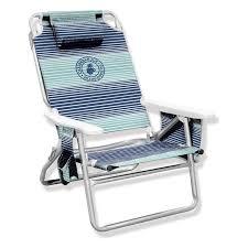caribbean joe outdoor 5 position folding low beach chair cj