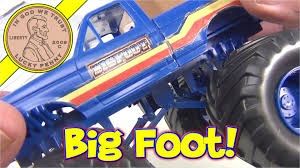 Great Description About Bigfoot Monster Trucks Toys With Interesting ...
