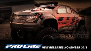 100 Fikes Truck Line Even MORE New Releases For November 2018 From Pro Racing Pro