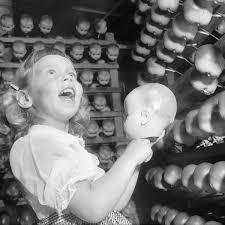 Try To Look At These Photos Of Doll Factories Without Screaming