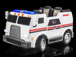 Big Rig Rescue 4WD Remote Control Ride On 2 Seat Police Truck With ... 110 24g Remote Control Bigwheeled 4wd Offroad Monste Truck Rc 118 6ch Alloy Dump Big Dzking Truck End 2262019 129 Pm How To Buy 12 Rc Scale Semi Trucks Google Search Zest 4 Toyz Hummer Style 120 Mogicry Electric Car 24ghz Profession High Harga Sale 112 Speed Off Road Radio Control Big Wheel Monster Rock Crawler 27mhz Car Kids Toy Cars Playing A On The Beach Trucks Cventional Rc4wd Gelande Ii Rtr Adventures Huge Radio Skateboard Fiik Offroad Big