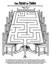 Parable Of The Party Guests Maze