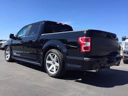 2018 Ford F-150 Saleen Sport Truck 302 Black Super Crew 5.0 Auto ...