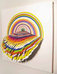 And Paper Craft Ideas Making Unusual Wall Decorations Enjoying Flowers Inspired By Fascinating Contemporary Art Works