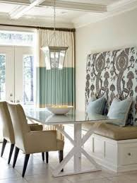 Love This Kitchen Banquette Seating Area Next House