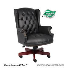 Boss High-Back Traditional Executive Chair Boss Leatherplus Leather Guest Chair B7509 Conferenceexecutive Archives Office Boy Products B9221 High Back Executive Caressoftplus With Chrome Base In Black B991 Cp Mi W Mahogany Button Tufted Gruga Chairs Romanchy 4 Pieces Of Lilly White Stitch Directors Conference High Back Office Chair Set Fniture Pakistan Torch Guide How To Buy A Desk Top 10 Boss Traditional Black Executive Eurobizco Blue The Best Leather Chairs Real Homes