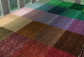 carpet glamorous plush carpet tiles for home peel and stick