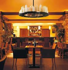Dining Room Ceiling Fan Fans For Fine Lighting