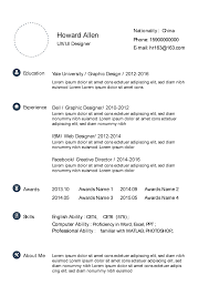 General Resume) Fresh-Style Resume With One-Page 01.docx - Writer ... Free One Page Resume Template New E Sample 2019 Templates You Can Download Quickly Novorsum When To Use A Examples A Powerful One Page Resume Example You Can Use 027 Ideas Impressive Cascade Onepage 15 And Now Rumes 25 Example Infographic Awesome Guide The Rsum Of Elon Musk By How Many Pages Should Be General Freshstyle With 01docx Writer