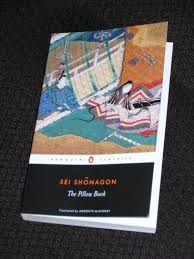Tony s Reading List The Pillow Book by Sei Shōnagon Review