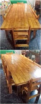 Classy DIY Ideas Out Of Recycled Wood Pallets | House Remodel ... 30 Plus Impressive Pallet Wood Fniture Designs And Ideas Fancy Natural Stylish Ding Table 50 Wonderful And Tutorials Decor Inspiring Room Looks Elegant With Marvellous Design Building Outdoor For Cover 8 Amazing Diy Projects To Repurpose Pallets Doing Work 22 Exotic Liveedge Tables You Must See Elonahecom A 10step Tutorial Hundreds Of Desk 1001 Repurposing Wooden Cheap Easy Made With Old Building Ideas