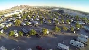 Hitchin Post RV Park Motel Aerial Photo Of