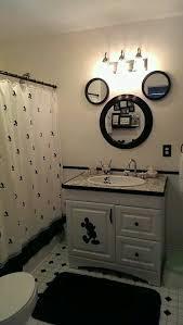 mickey minnie maus badezimmer dekor alle dekoration