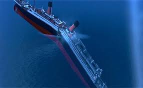 Titanic Sinking Animation National Geographic by 17 Where Did Titanic Sink Headline May 1915 By Lebstock On