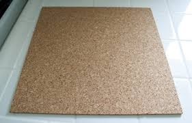 cork board tiles and thick cork roll tile bulletin message board
