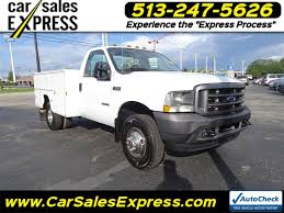 Used 2004 Ford Super Duty F-350 DRW For Sale In Cincinnati, OH 45249 ... Ccinnati Oh Used Ram Trucks For Sale Less Than 2000 Dollars 2006 Dodge Ram 2500 In 245 Weinle Beechmont Ford Vehicles Sale Cars Louisville Columbus And Dayton 4500 Price Lease Deals Ups Could Buy 35000 Electric Trucks 2009 150 45249 Car Sales Express Milling Machine Co Dh Milling Machine Item Ea9 2008