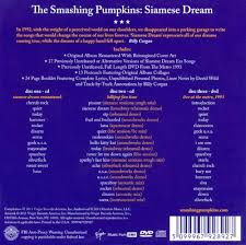 Smashing Pumpkins Rarities And B Sides Cd by Siamese Dream Deluxe Edition Cd Dvd The Smashing Pumpkins