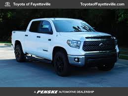 2019 New Toyota Tundra 4WD SR5 CrewMax 5.5' Bed 5.7L At Fayetteville ...