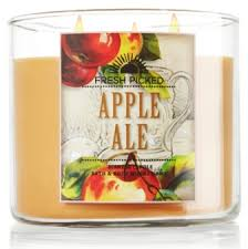 Bath And Body Works Pumpkin Apple Candle by Apple Ale From Bath U0026 Body Works