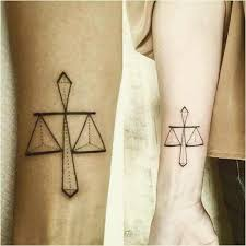 Best Matching Libra Tattoos For Men And Women