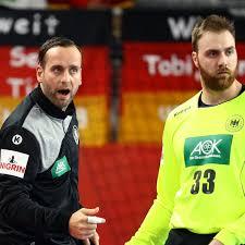 HandballWM Prokop Legt Sich Auf Andreas Wolff Auf Nummer 1 Fest