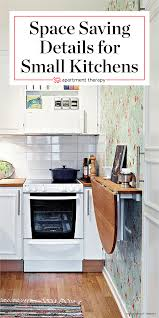 100 Kitchens Small Spaces Genius Space Saving Details For Apartment